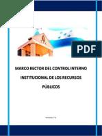 Marco Rector Control Interno Recursos Publicos1