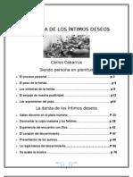 LA DANZA DE LOS ÍNTIMOS DESEOS