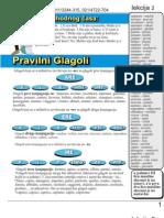 Lekcija_2 italijanski jezik