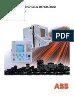 REF 615 ANSI Flyer Spanish