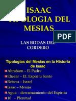Isaac Tipologia Del Mesias