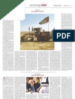 Ein Jagdrevier ohne Freiwild - Sexismus (Jüdische Zeitung)