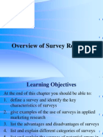 Files 2-Lectures Ch 08 Overview of Survey Research