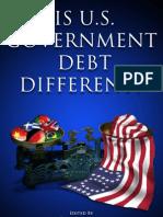 Is U.S. Debt Different