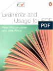 Test Your Grammar and Usage for Fce 33