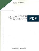 Asimov Historia de Los Numeros