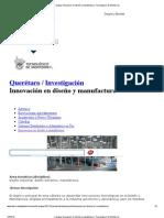 Campus Innovacion en diseño y manufactura _ Tecnológico de Monterrey