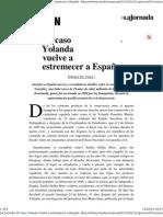 Caso Yolanda Franquismo