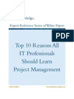 WP PM 10 Reasons IT Pros Learn PM