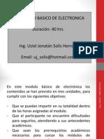 Diapositivas Modulo Basico