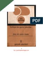 100 Soruda Türkiye de Gerici Akımlar - Çetin Özek