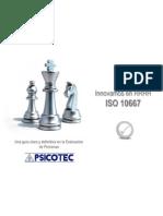Presentación 2013 Servicios ISO 10667