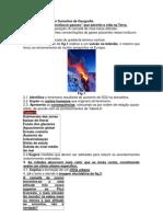 4ª Ficha de Avaliação Sumativa de Geografia