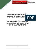 Manual Baterias Enersystem