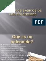 Principios básicos de los solenoides