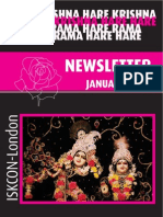 ISKCON London (UK)-2009.01-January Newsletter