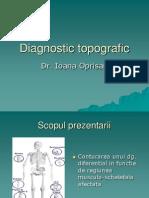 Diagnostic Topografic