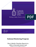 Catholic Charities USA Compliance and Performance Measures