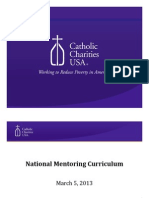 Catholic Charities USA Curriculum