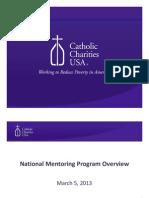 Catholic Charities USA Introduction