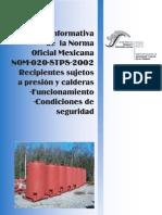 Guía NOM-020-STPS-2011