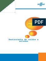 Restaurante de Caldos e Saladas