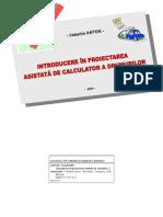 Introducere in Proiectare Asistata de Calculator a Drumurilor