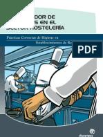 Manipulador de Alimentos en el Sector Hostelería - Ideas Propias