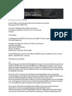 Verzoekschrift SMOC  EHRM 24 Jan 2013