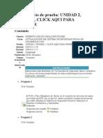 Evaluacion Semana 02 Actualizacion en El Sistema de Seguridad Social en Colombia