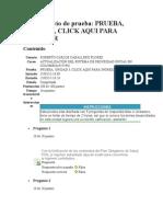 Evaluacion Semana 03 Actualizacion en El Sistema de Seguridad Social en Colombia
