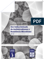 Uso Indiscriminado Antimicrobianos