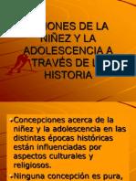 VISIONES DE LA NIÑEZ Y LA ADOLESCENCIA A