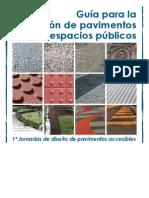 Guia_pavimentos Paea Espacios Publicos