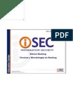 ISEC Ethical Hacking