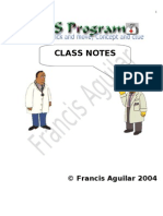 01 Pass Program Notes
