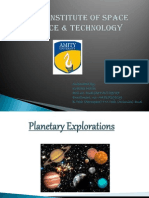 Ppt. Planetary Exploration