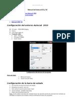 Manual Autocad 2010 2d y 3d