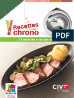 24 Recettes Chrono Saison1