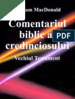 Comentariul Biblic Al Credinciosului VT