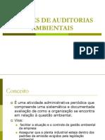 Gestão Ambiental - Noções de auditorias ambientais