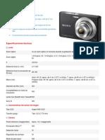 DSC-W610