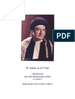 Sheikh Muzaffer Ozak Al Yerrahi Al Halveti - El Amor Es El Vino