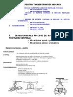 55384820 Mecanisme Pentru Transformarea Miscarii
