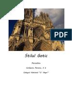 Stilul Gotic
