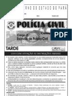 PC-PA 2006 Escrivão de Polícia Civil