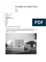 The Story of Babri Masjid