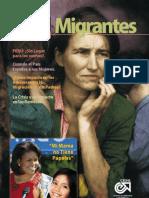 Revista Mujeres Suplemento Migrantes