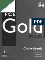 Student Book Fce Gold