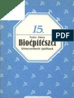 Biofüzetek 15 - Szász János - Bioépítészet